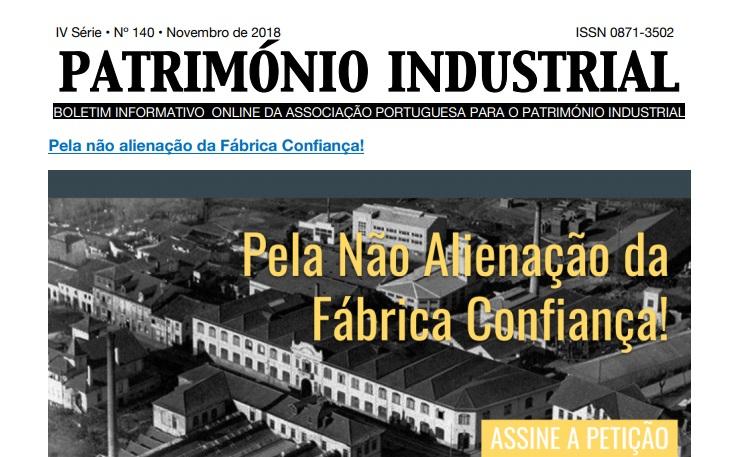revista patrimonio industrial